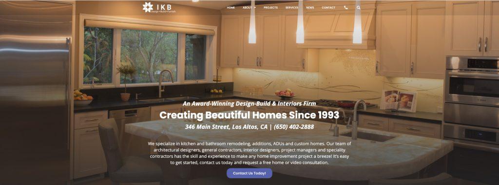 IKBs new website from mid 2020