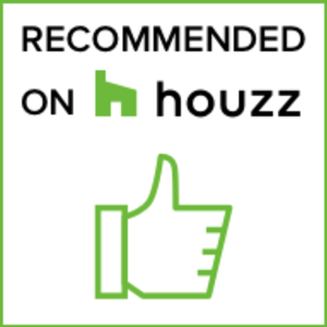 Houzz award badge for being a recommended Design-Build pro